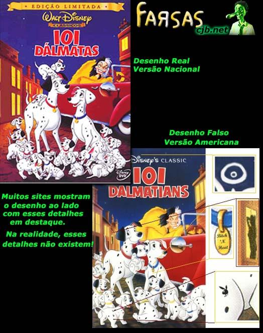 17 >> Desenho da Disney 101 Dálmatas