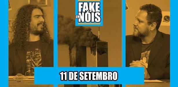 Fake em Nóis: As principais fake news envolvendo os ataques de 11 de setembro!