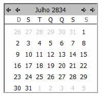 Julho de 2834
