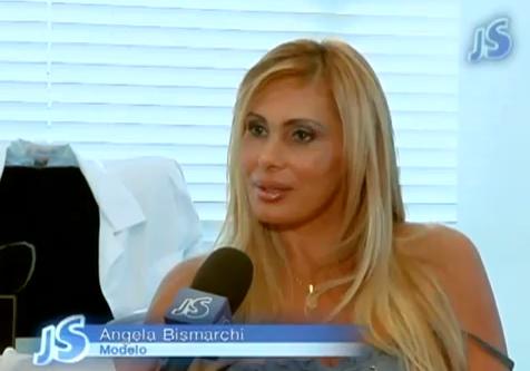 Angela Bismarchi vai implantar o 3º seio?