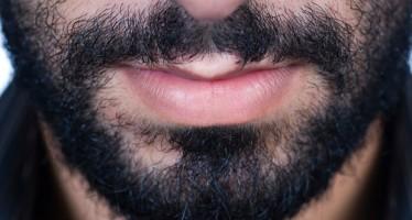 A barba é mais suja que uma privada, diz estudo! Será verdade? (foto: Reprodução/Facebook)