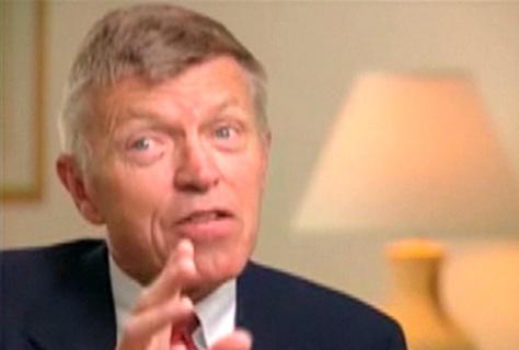 Bob Crandall executivo da American Airlines