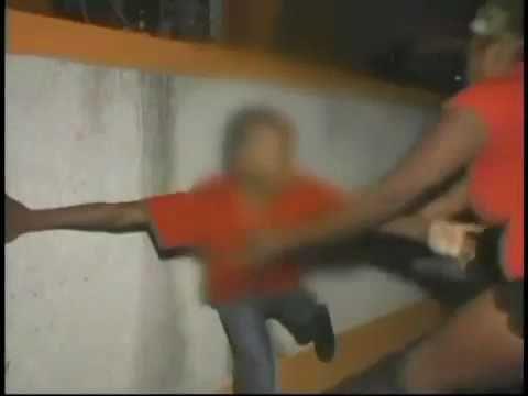 Fantasma ataca garoto na Jamaica!
