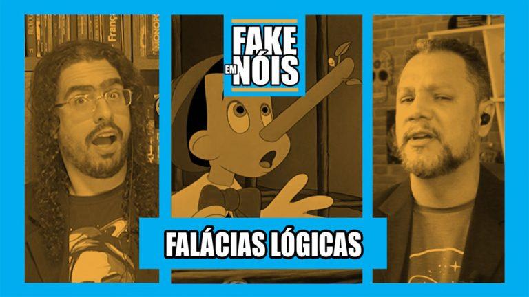 Fake em Nóis: Como não ser enganado pelas falácias lógicas?