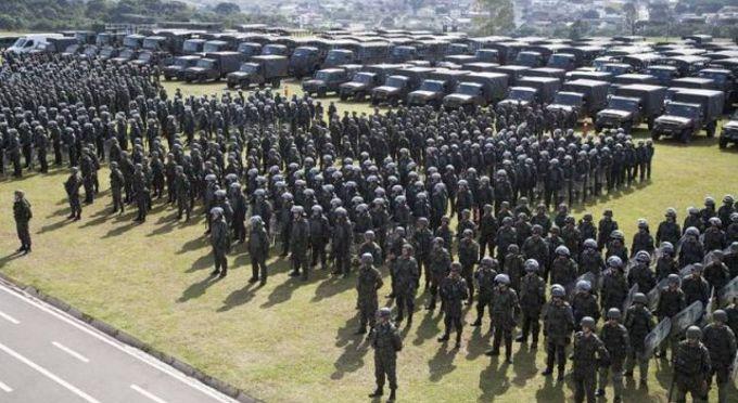 Guerra civil no Brasil – OAB a favor do povo! Será?