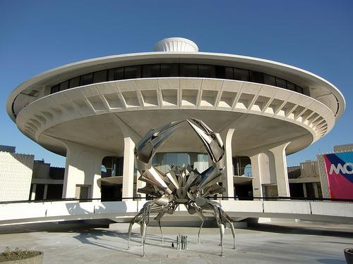 Fachada do HR MacMillan Space Centre! (foto: Divulgação)