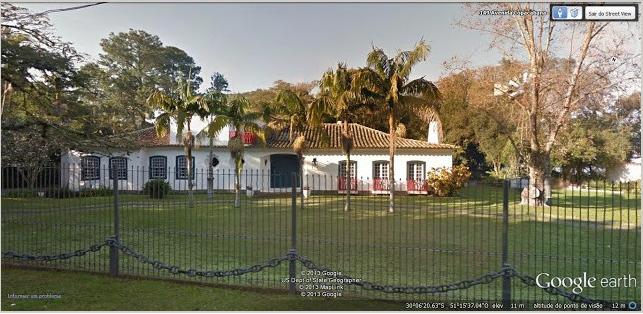 Segundo o jornalista, Dilma teria comprado essa mansão por 5 milhões! (foto: Reprodução/Google)