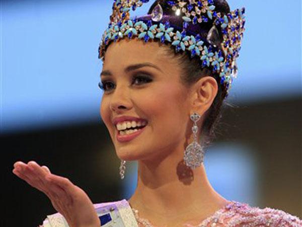 Miss Mundo 2015, Megan Yong! (foto: Divulgação)