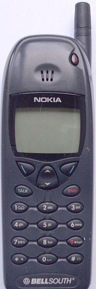 Nokia 6120 (foto: Divulgação/Nokia Nuseum)