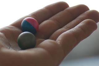 Munição para paintball (foto: Reprodução)