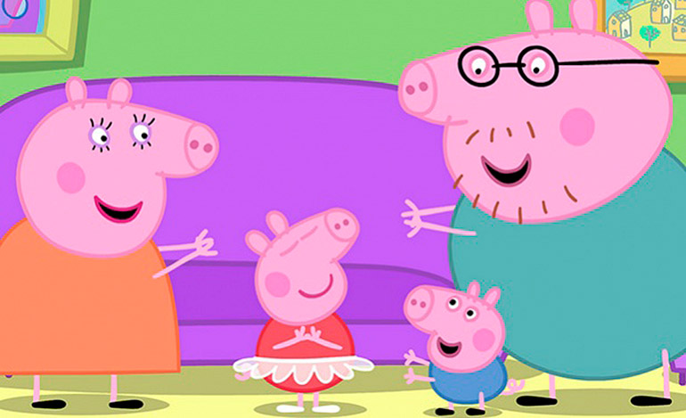 Peppa Pig - Fred Raposo Nova Temporada Português Brasil - Video Dailymotion