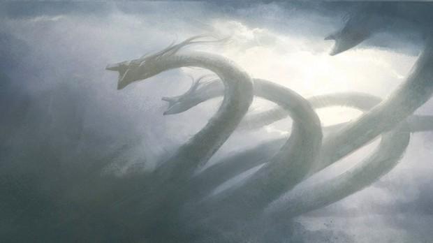 Ilustração feita para o jogo Magic! (foto: Reprodução)