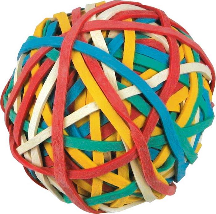 Bola de elástico! (foto: Reprodução)