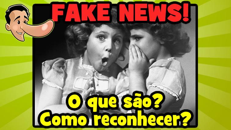 8 dicas para você reconhecer fake news!