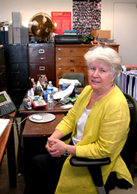 Jane Walsh, Ph.D. (Foto: Department of Anthropology Staff)