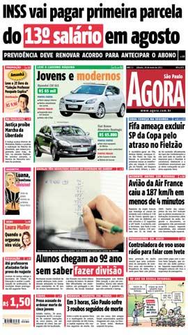 Jornal Agora São Paulo