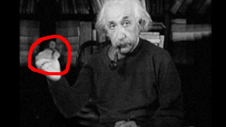 Albert Einstein foi o verdadeiro inventor do fidget spinner?