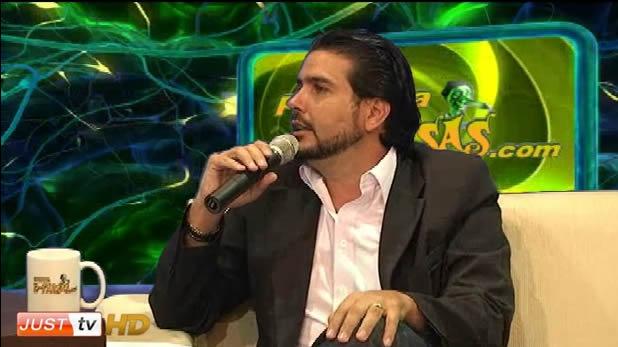 Palestrante Alexandre Claro no Programa E-farsas