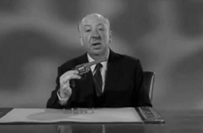 Alfred Hitchcock ensinou a cura para o fascismo?
