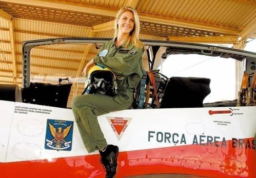 Ana Hickmann na Força