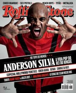 Capa da Rolling Stone - Junho de 2012