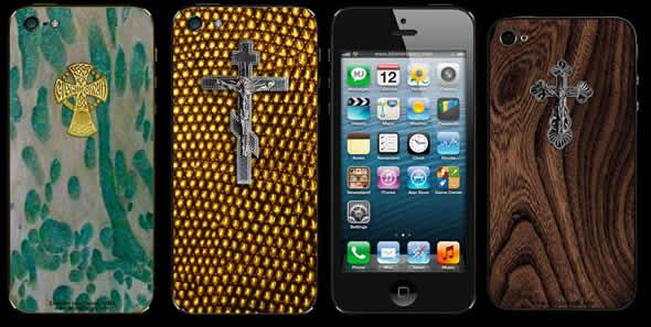 Usuários estariam modificando o logotipo de seus iPhones na Rússia!