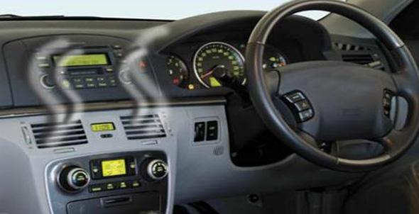 Ar-condicionado do carro libera substância cancerígena! Será? (foto: reprodução/Facebook)