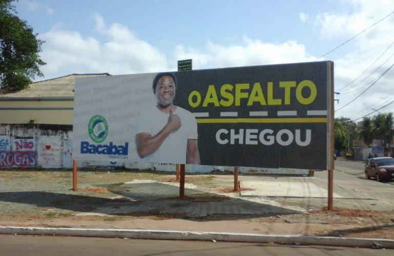 Outdoor da Prefeitura de Bacabal/MA incitou a discriminação e o preconceito?
