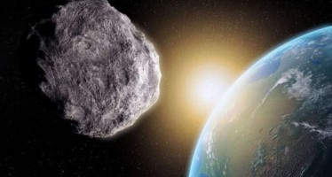 Asteroide estaria em rota de colisão com a Terra! Será verdade? (foto: Reprodição/Facebook)
