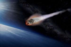 Asteroide de 40 metros ira atingir a Terra em 2017! Será verdade? (Foto: Reprodução/Facebook)
