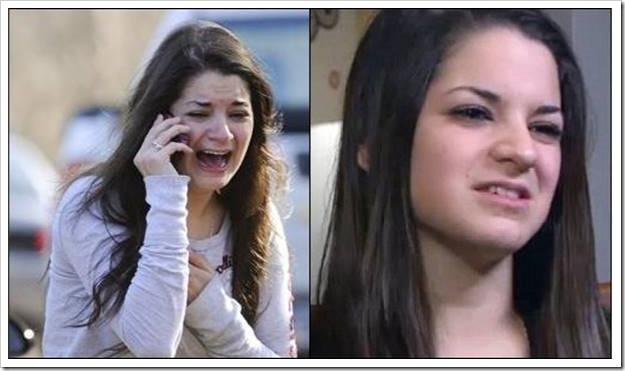 Carlee Soto também perdeu a irmã, no atentado da Maratona de Boston!