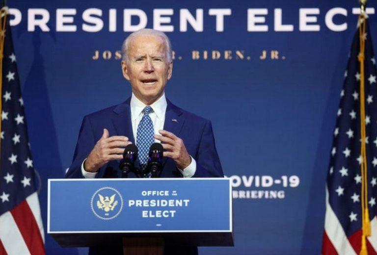 """Joe Biden perdeu o """"status"""" de presidente eleito após mudança na Pensilvânia?"""