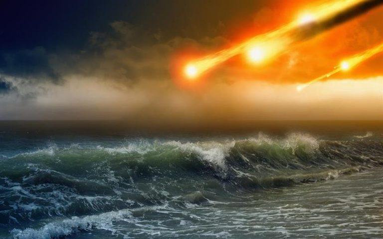 Bolas de fogo caem do céu em Israel! Será o fim do mundo?