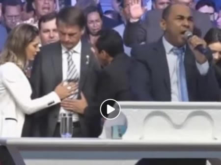 Bolsonaro está com câncer terminal e a facada foi um disfarce?