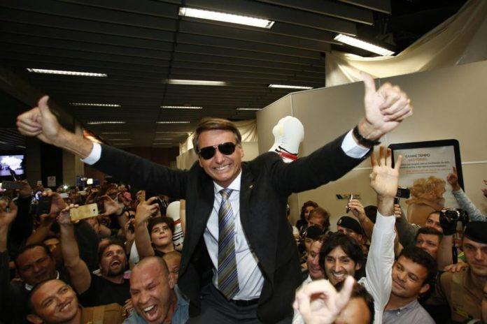 Jair Bolsonaro teria sido eleito o político mais honesto do mundo! Será verdade? (foto: Reprodução/Facebook)