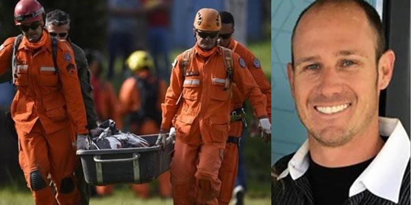 """O bombeiro conhecido como """"Alagoano"""" morreu após resgatar 4 sobreviventes em Brumadinho?"""