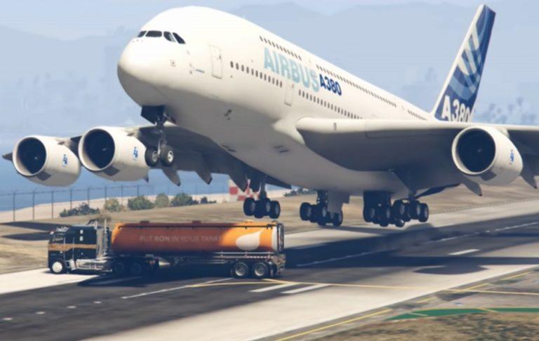 Um piloto de Airbus A380 evitou um atentado terrorista na Argélia?