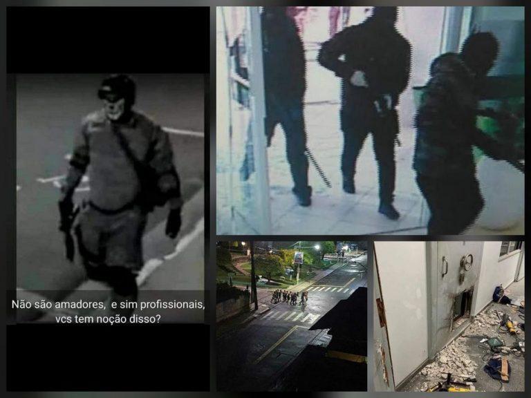 Imagens mostram a ação de criminosos em Cametá/PA?