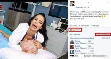 """Usuária consegue mais de 200 mil """"améns"""" no Facebook com uma foto tirada de um filme pornográfico!"""