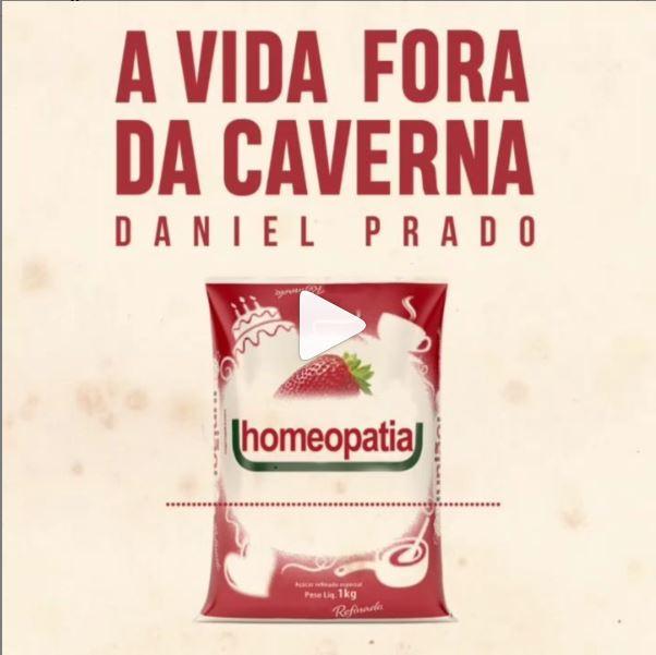 Podcast A vida Fora da Caverna: A Homeopatia realmente funciona?