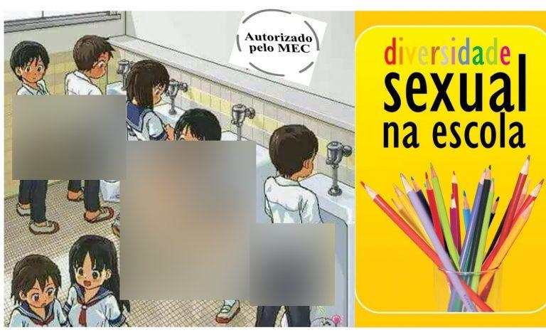O Mec vai lançar Banheiro Escolar Unissex em 2018?