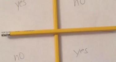 Desafio propõe invocar o demônio mexicano Charlie através de lápis e uma folha de papel!
