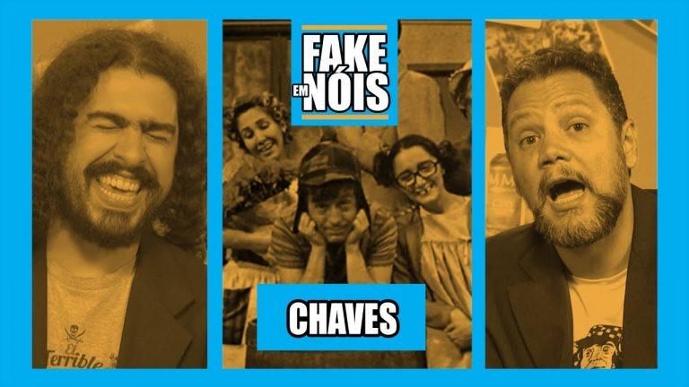 Fake em Nóis: As maiores fake news envolvendo o seriado Chaves!