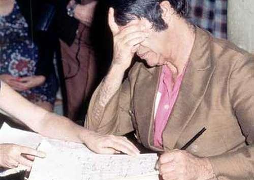 Pesquisa teria provado que as cartas de Chico Xavier eram reais! Será? (foto: Reprodução)
