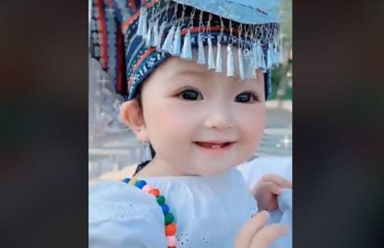 Boneca androide fabricada na China se parece com uma criança de verdade?