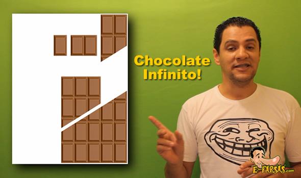 E-farsas TV (Ep. 2) – Descubra o segredo do chocolate infinito!