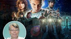 Mestre do horror vai escrever a segunda temporada de Stranger Things? (foto: Reprodução/Facebook)