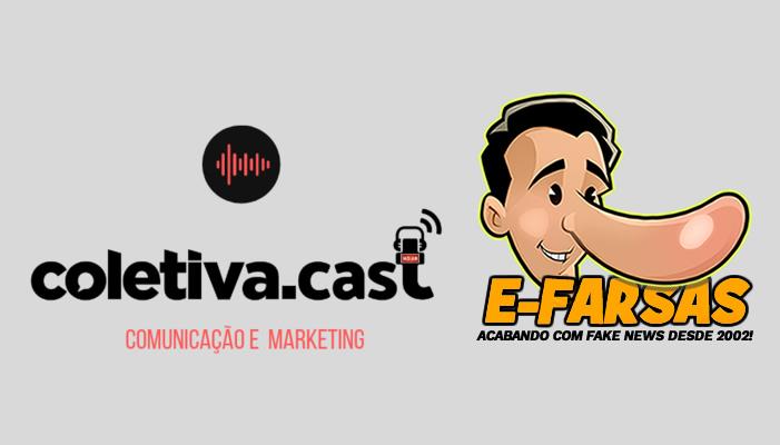 A Revista Coletiva Tendências aborda deepfake com o fundador do E-farsas!