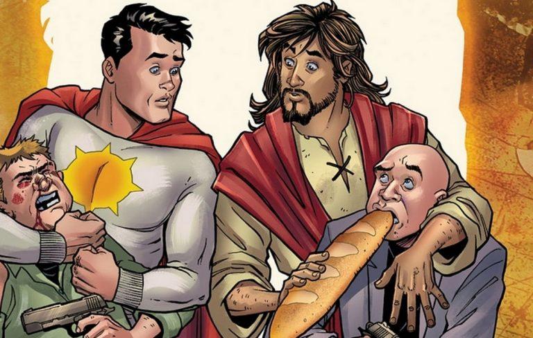 """A DC Comics irá lançar uma revista em quadrinhos sobre a """"Segunda Vinda de Jesus Cristo""""?"""