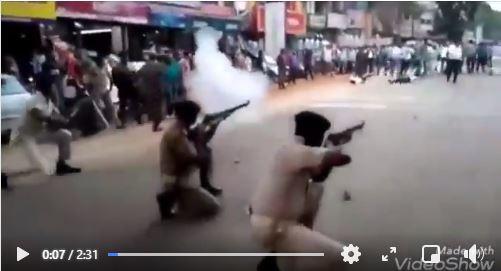 Lula ri de vídeo de policiais atirando em manifestantes em Cuba! Será verdade?